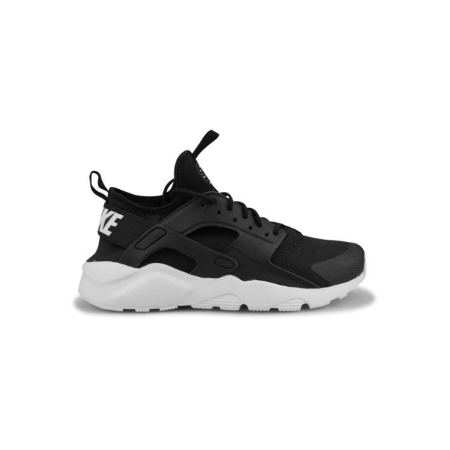 Nike Air Huarache Run Ultra Junior Noir pas cher Achat