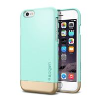 Spigen - Coque Style Armor iPhone 6 mint