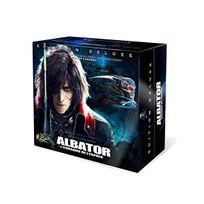 First - Albator, corsaire de l'espace Édition limitée numérotée - Figurine & goodies - Blu-ray 3D + Blu-ray + Dvd