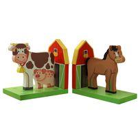 FANTASY FIELDS - Serre-livres Happy Farm
