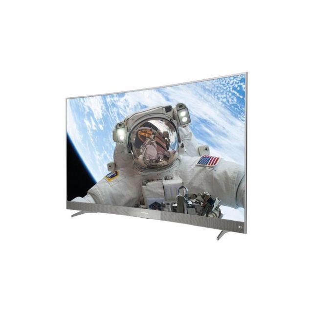 db207f6e3da Thomson 49US6006 Tv Led 4K   Uhd 124 cm 49 - Smart Tv - Ecran incurve -  Barre de son integree - 3 x Hdmi - Classe energetique A pas cher - Achat    Vente TV ...
