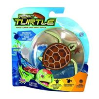 Splash Toys - Figurine Animal - Blister Robo Turtle - Marron