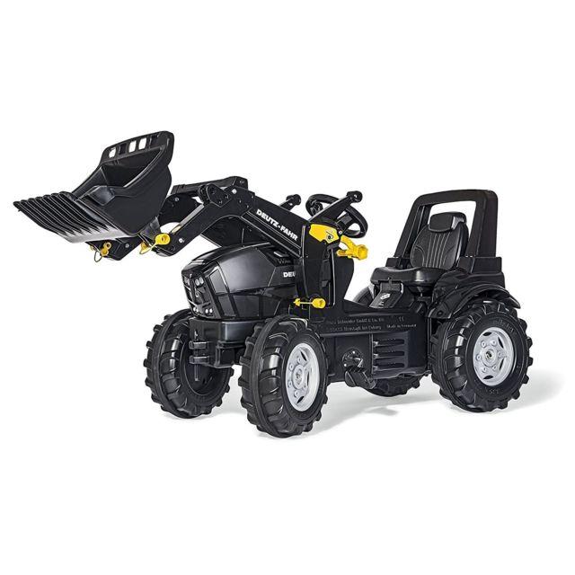 Rolly Toys 710348 - Tracteur à Pédales Farmtrac Deutz Agrotron 7250 Ttv Warrior