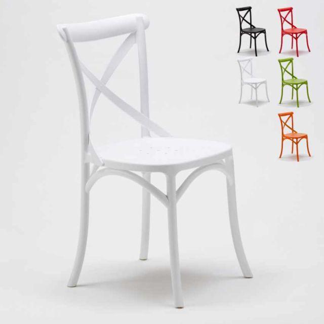 Chaise De Cuisine Design.Chaise De Cuisine Restaurant En Polyprop