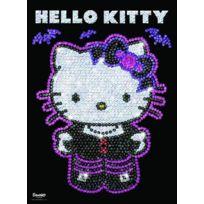 No Name - Sequin Art Hello Kitty Gothique