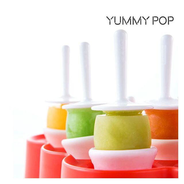 Appetitissime - Moule pour miniglaces Yummy Pop N/A