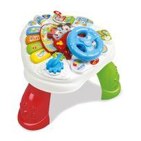 CLEMENTONI - Table d'activités Baby Mickey - 52188