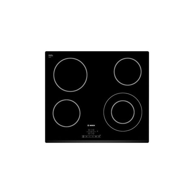 Bosch Plaques vitro-céramiques 165520 6600W 60 cm Noir