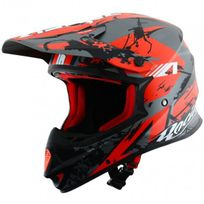 ASTONE - MX 600 Giant Matt Black Red