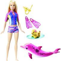 Mattel - Barbie Et Son Dauphin Magique