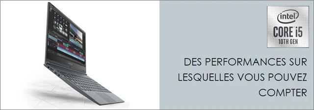 MSI - Processeur Intel Core i5 10th