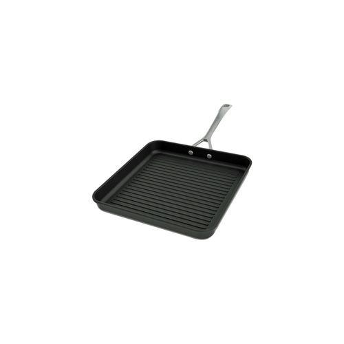 Le creuset po le gril carr e 28 cm les forg es pas cher achat vente pierrade grill - Grill viande tefal gc3050 ...