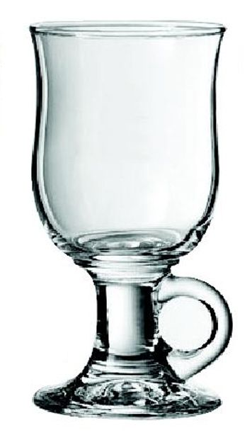 Lebrun Verre a pied mazagran 24 cl Irish Coffee