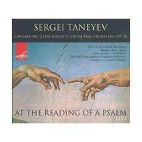 Melodiya - A la lecture d'un Psaume, Cantata N2