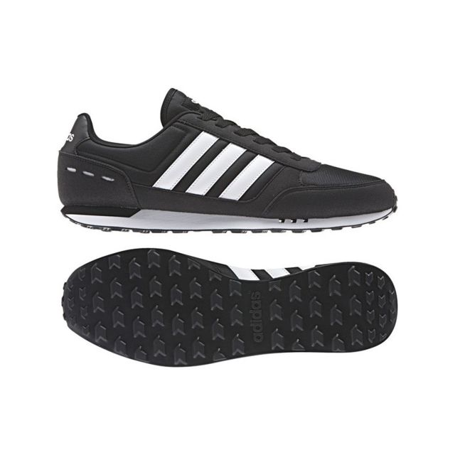 Adidas performance Adidas Neo City Racer pas cher Achat