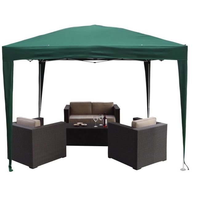 Sorara Outdoor Living - Pavillon Pop Up Pliable | Tente De Jardin ...