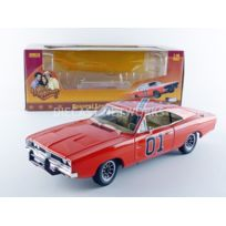 Auto World - 1/18 - Dodge Charger General Lee - Dukes Of Hazzard - Amm964