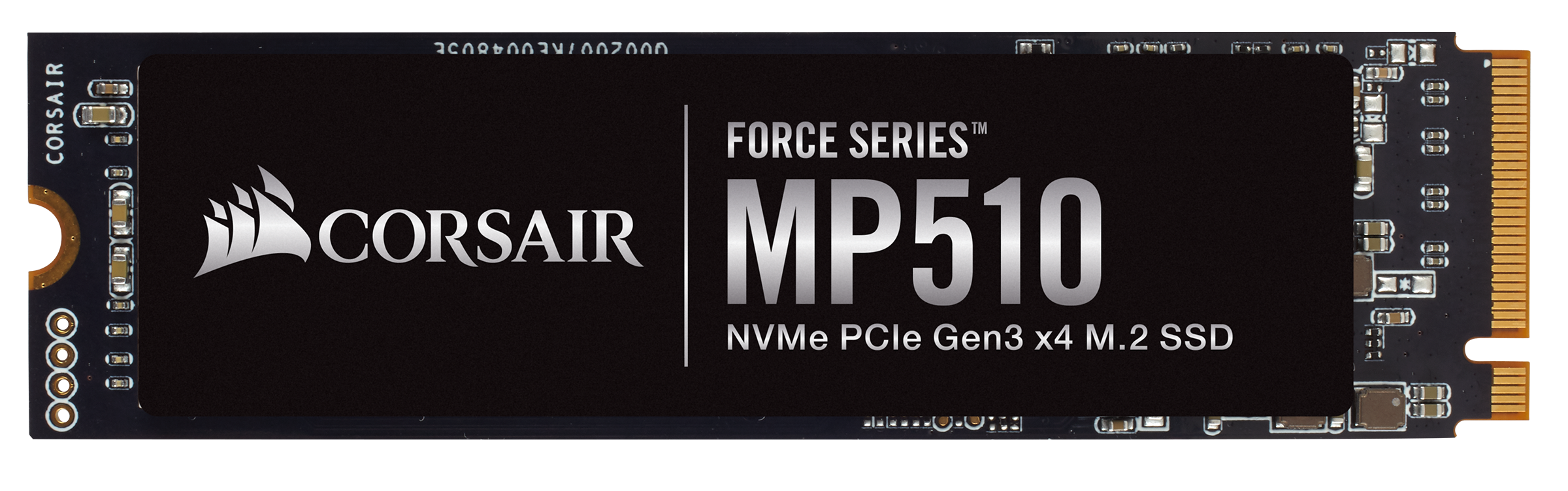 SSD Force MP510 Series M.2 NVMe PCIe Gen3 240 Go x4 Corsair