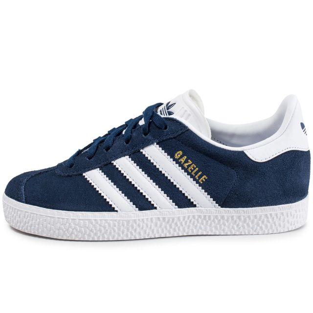 adidas gazelle enfant bleu