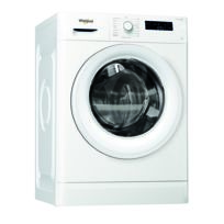 Whirlpool - Lave-linge Fresh Care + - FWF91283WFR - Blanc