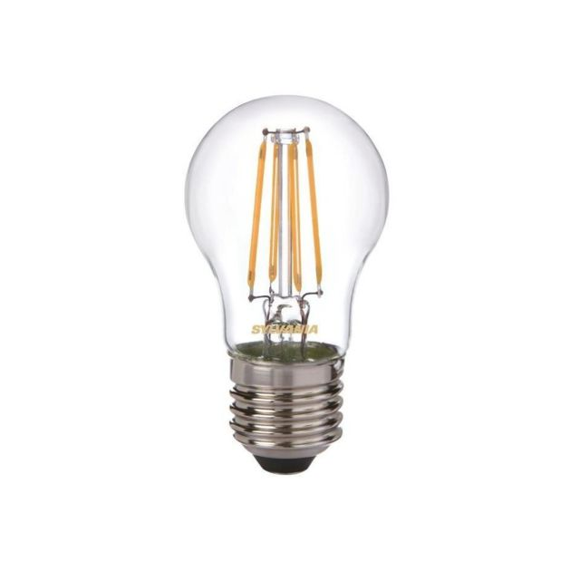 Ampoule filament LED E27 4W = 240Lm (équiv 35W) 2200K