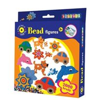 Playbox - Bead Set - 2000 Pcs - PBX2456101