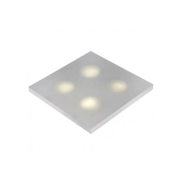 Lucide Applique/plafonnier Carré Winx-LED