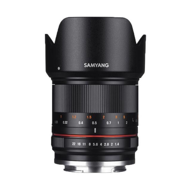 Samyang 21 mm f/1.4 Ed As Umc Cs Sony E Garanti 2 ans