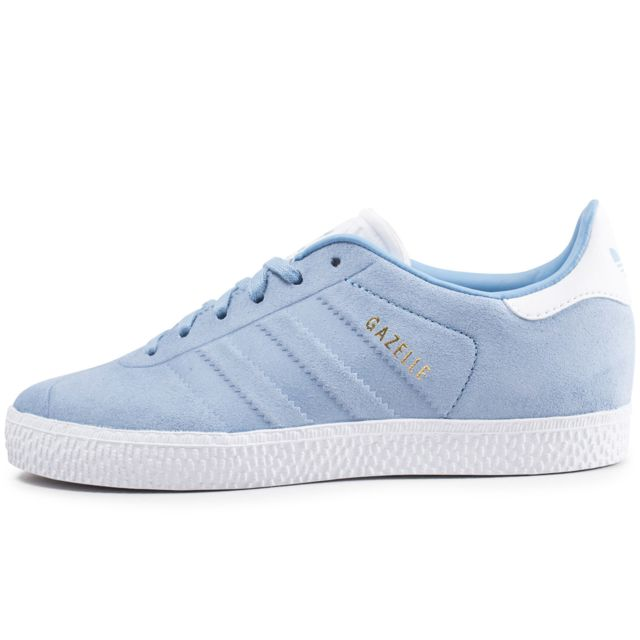 adidas gazelle enfant rose