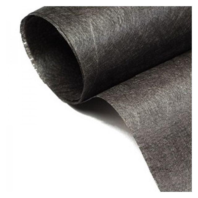 Agco Mgs Rouleau de Géotextile noir 2Mx25M soit 50m2