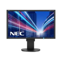 Nec - MultiSync Ea234WMi - Écran Led - 23'' - 1920 x 1080 - Ips - 250 cd m² - 1000:1 - 6 ms - Hdmi, Dvi-d, Vga, DisplayPort - haut-parleurs - noir