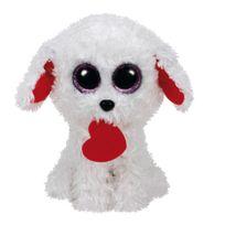 Speckles Beanie Boo - Peluche Beanie Boo's Small : Honey Bun le caniche
