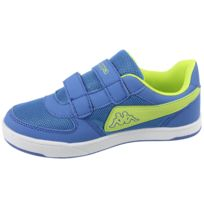 Kappa Trooper Light Sun K 260536k-6033 Enfant Mixte Baskets Bleu G9B8c9Wttq