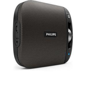destockage philips enceinte portable sans fil bluetooth avec micro bt2600b 00 pas cher achat. Black Bedroom Furniture Sets. Home Design Ideas
