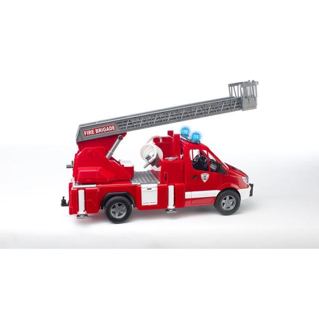 BRUDER Camion pompiers Mercedes Benz Sprinter - 2532