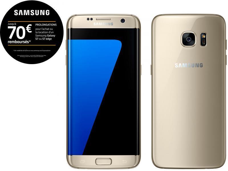 Galaxy S7 Edge - Or