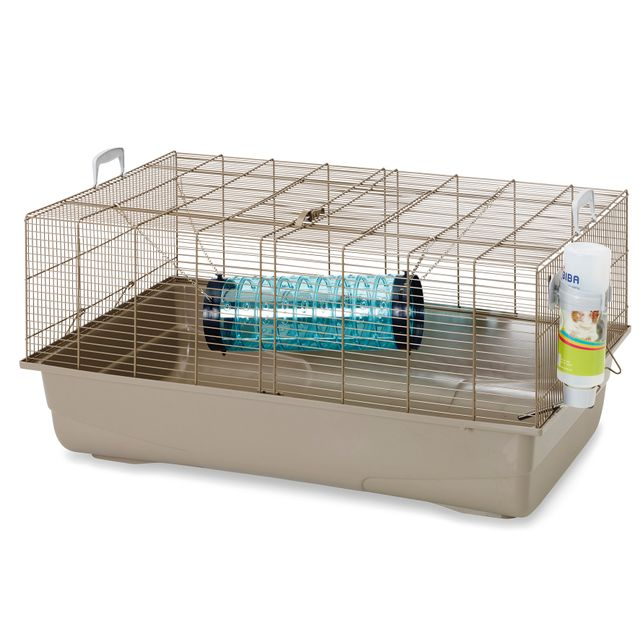 Cage rat Ruffy 2 Gris Chaud