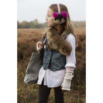 Barts - Gants en polaire rose framboise enfant fille du 4 au 12 ans 8e30aea15b5