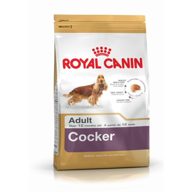 Royal Canin Race Cocker Adult