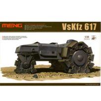 Men model - Maquette Véhicule militaire : VsKfz 617 Minenräumer
