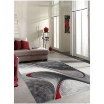 UN AMOUR DE TAPIS - Tapis MADILA Tapis Moderne par Unamourdetapis rouge 60 x 110 cm