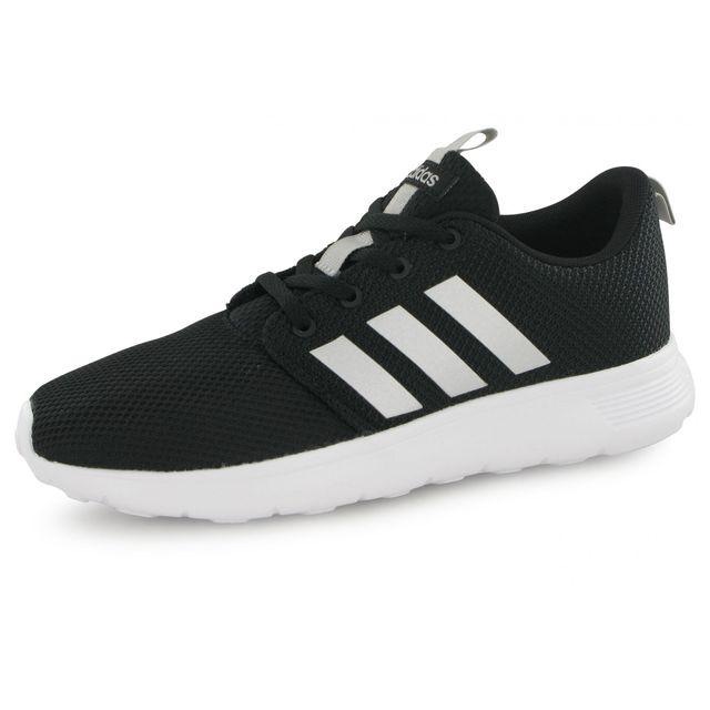 Adidas Swifty noir, baskets mode enfant pas cher Achat