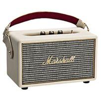Marshall - Kilburn Crème - enceinte portable - bluetooth - sans fil
