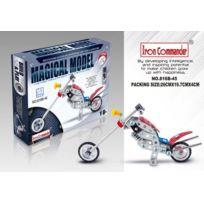 Iron Commander - Kit maquette en métal Moto Chopper