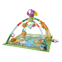 tapis eveil jungle fisher price achat tapis eveil jungle fisher price pas cher rue du commerce. Black Bedroom Furniture Sets. Home Design Ideas