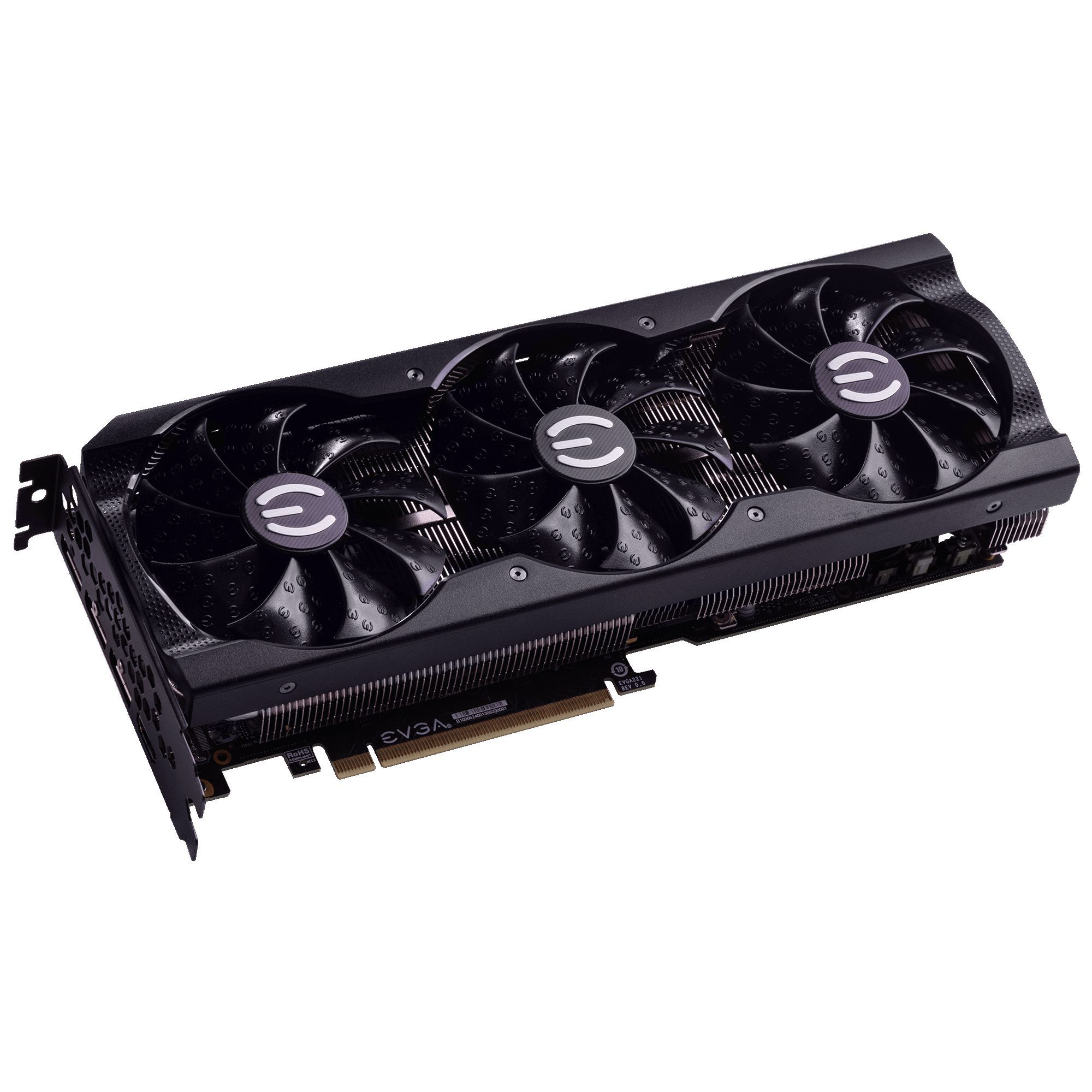 Carte graphique gaming GeForce RTX 3090 XC3 BLACK EVGA