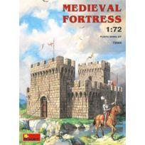Miniart - 1:72 - Medieval Fortress - Min72004
