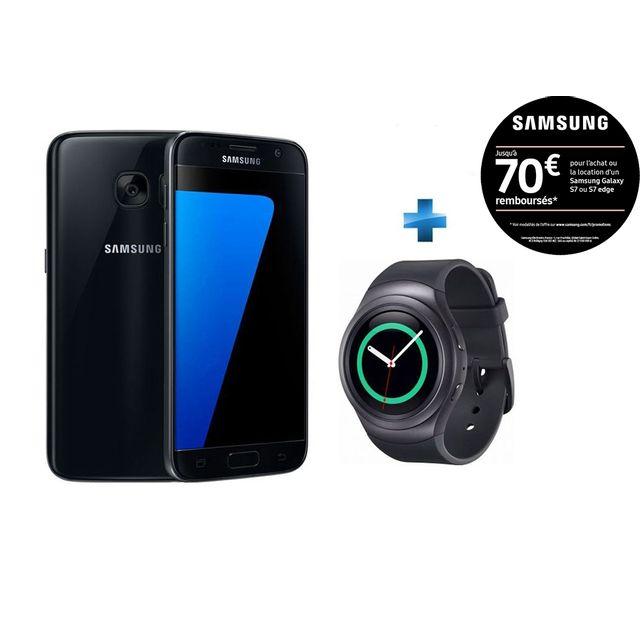 Samsung Galaxy S7 + Montre connectée pas cher Achat