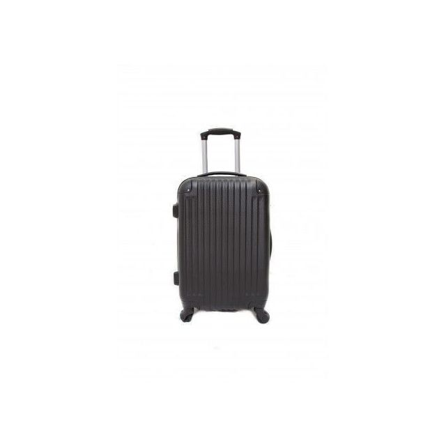 Adc - Valise Trolley cabine 4 roues 55cm Abs