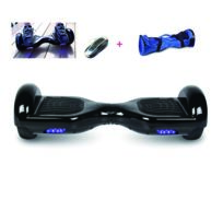 COOL AND FUN - COOL&FUN Hoverboard, gyropode 6,5 pouces Noir